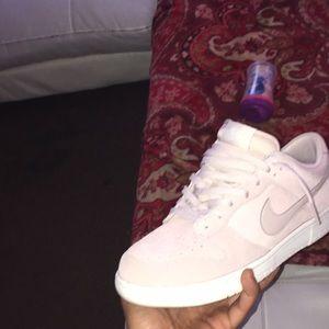 Nike dunk low (powder pink)